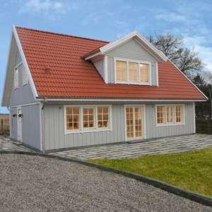 1½ og 2 plans huse