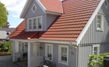 1½ eller 2 plans hus