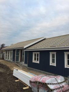 Nyt prøvehus i Jyllinge