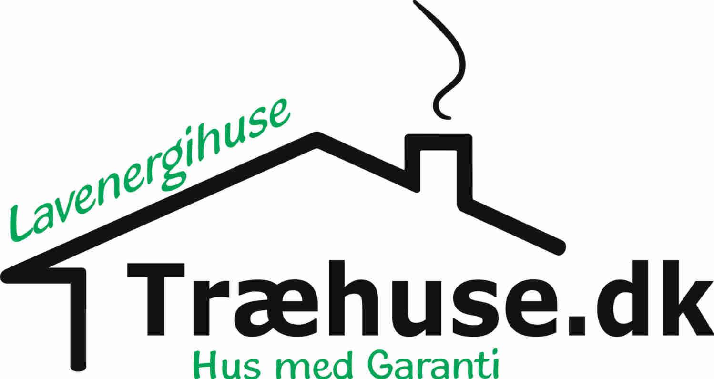 Træhuse.dk Logo
