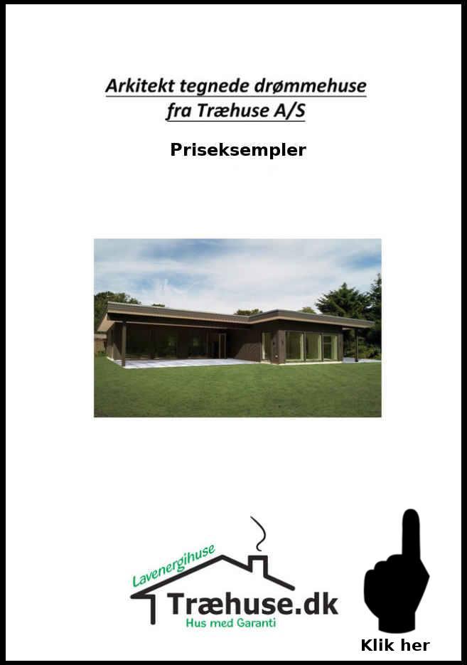 Træhuse Plantegninger